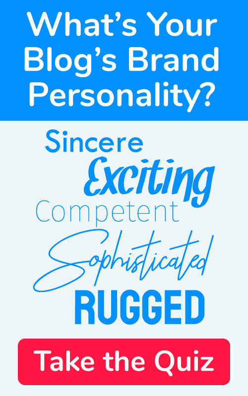 What's Your Blog's Brand Personality?